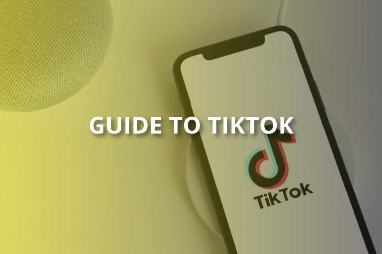 Guide To TikTok! (What Is TikTok Explained)