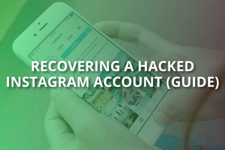 Recovering a Hacked Instagram Account (Guide)